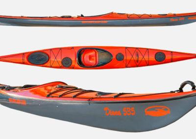 Kayak Diana 535